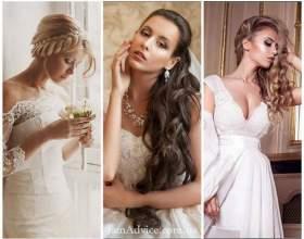 18 Чудових варіантів весільної зачіски з локонами фото
