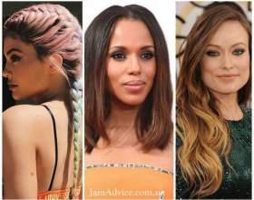 20 Кращих прикладів омбре на темному волоссі на всі часи фото