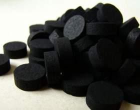 Активоване вугілля при алергії фото