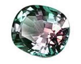 Олександрит. Камінь александрит. Властивості олександрита фото