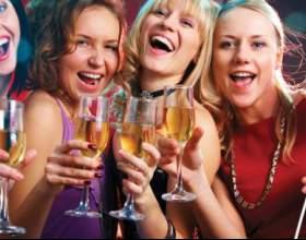 Алкогольні та слабоалкогольні коктейлі - рецепти для новорічної вечірки фото