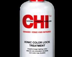 Американська фарба для волосся чи (chi) фото