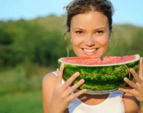 Кавунова дієта для схуднення фото