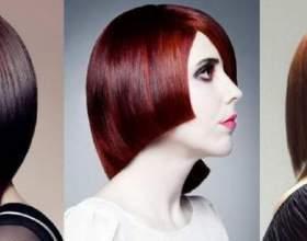 Асиметричні стрижки на середні волосся: модно, красиво і зухвало фото