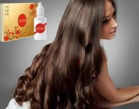 Azumi - ефективний засіб по відновленню волосся, перешкоджає їх випаданню фото