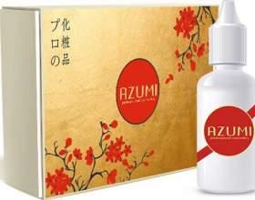 Azumi - засіб для відновлення волосся: відгуки фото
