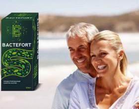 Bactefort - натуральний препарат проти паразитів фото
