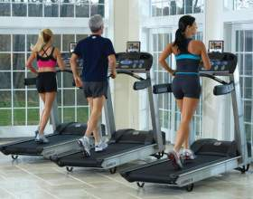 Бігова доріжка - кращий фітнес для здоров`я і ідеальної фігури! фото