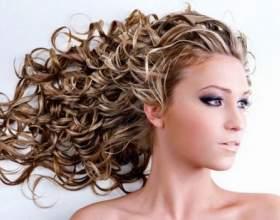 Біохімічна завивка волосся фото