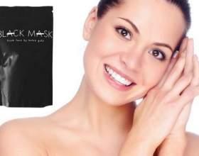 Black mask - диво-маска для створення ідеальної і пружної шкіри обличчя фото