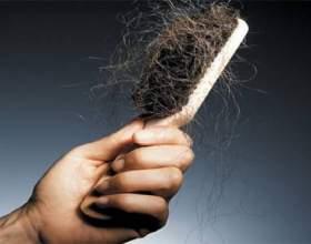 Боротьба з випаданням волосся фото