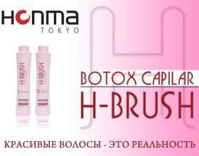 Ботокс для волосся honma tokyo фото