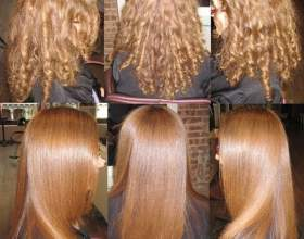 Бразильське вирівнювання волосся: відгуки. Користь кератинового випрямлення фото