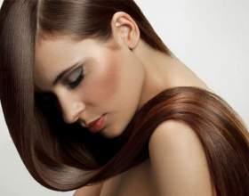 Бразильське вирівнювання волосся фото