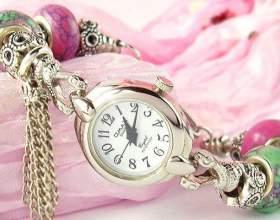 Годинник браслет фото