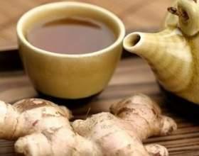 Чим корисний імбирний чай? фото