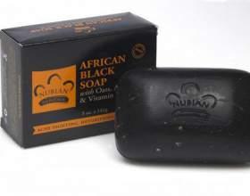 Чорне мило з африки - ноу-хау в косметології фото