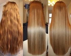 Що це таке - ламінування волосся? Як, якими засобами зробити ламінування волосся в домашніх умовах? фото