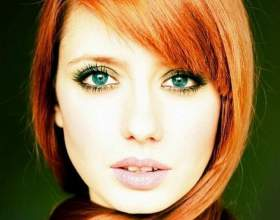 Колір волосся для зелених очей: як підібрати? Зеленоокі дівчата: фото фото
