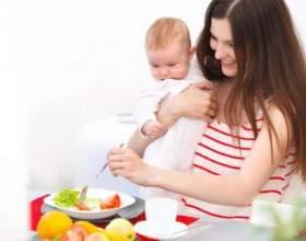 Дієта для годуючих матерів для схуднення: зразкове меню фото