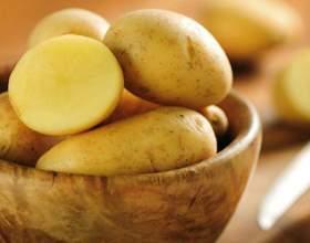 Дієта картопляна для швидкого схуднення фото