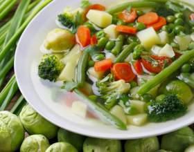 Дієтичні супи для схуднення фото
