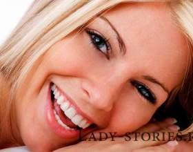 Домашнє відбілювання зубів фото