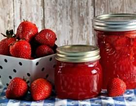 Джем з полуниці: рецепт. Як приготувати джем з полуниці в мультиварці? фото