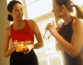 Фітнес для схуднення - як не переїдати після тренування? фото