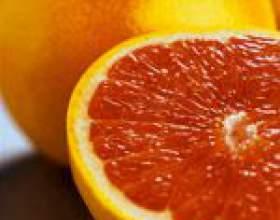 Фрукт грейпфрут: користь і шкода, властивості грейпфрута, сік грейпфрута, грейпфрут і рак, грейпфрут і схуднення фото