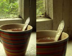 Гарячий шоколад в домашніх умовах фото