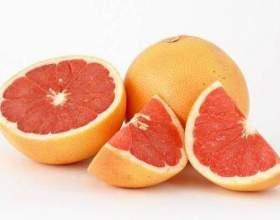 Грейпфрут для схуднення з користю фото