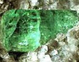Смарагд. Камінь смарагд. Властивості смарагда фото