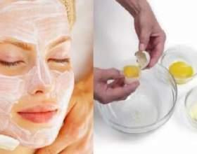 Яєчні маски фото