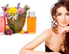 Ефірна олія для волосся - косметика, подарована природою фото
