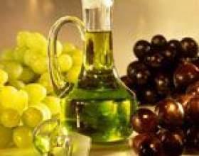 Масло виноградних кісточок: користь і властивості, виноградне масло для шкіри, волосся, нігтів фото