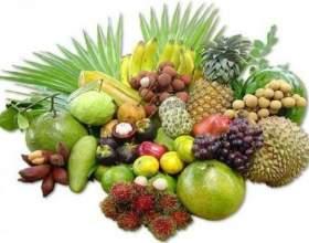 Екзотичні фрукти: фото і назви фото