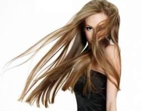 Як швидко відростити довге волосся фото