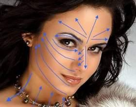 Як робити вакуумний масаж обличчя фото