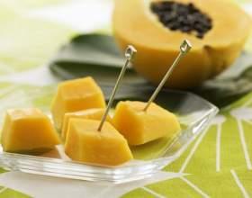 Як їдять папайю? Папайя: користь і шкода фото