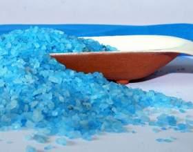 Як використовувати скраб з морської солі? фото