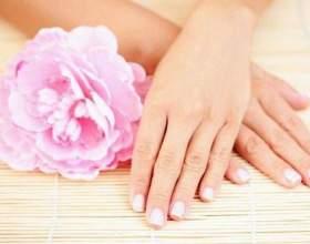 Як відбілити нігті в домашніх умовах фото