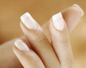 Як відростити довгі нігті фото