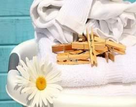 Як відіпрати іржу з білого одягу в домашніх умовах фото