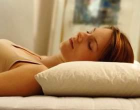 Як підібрати ортопедичну подушку за розміром фото