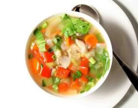 Як схуднути на основі суповий дієти: рецепти і меню супів на 7 днів фото