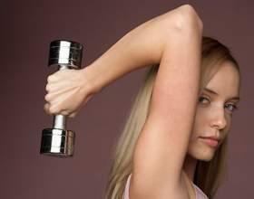 Як схуднути в руках? Вправи для рук для схуднення фото