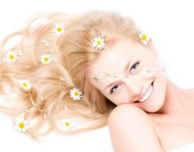 Як пофарбувати волосся народними засобами фото