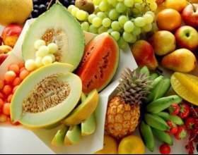 Як правильно їсти фрукти? фото