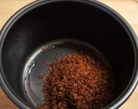 Як правильно варити червоний рис? Червоний рис: корисні властивості фото